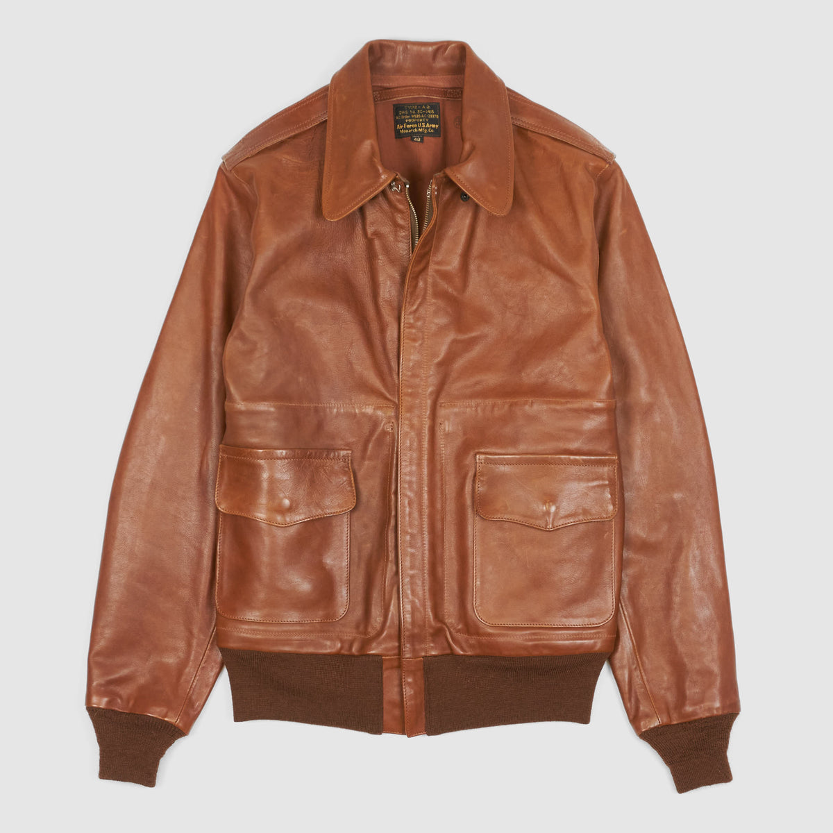 Eastman Leather Jacket Type A-2 352ND