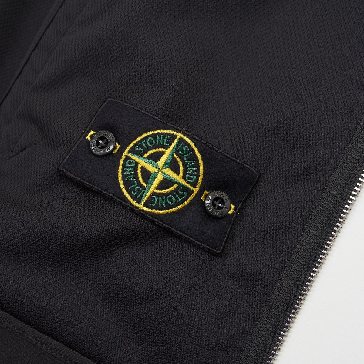 Stone Island Hooded Light Softshell Jacket