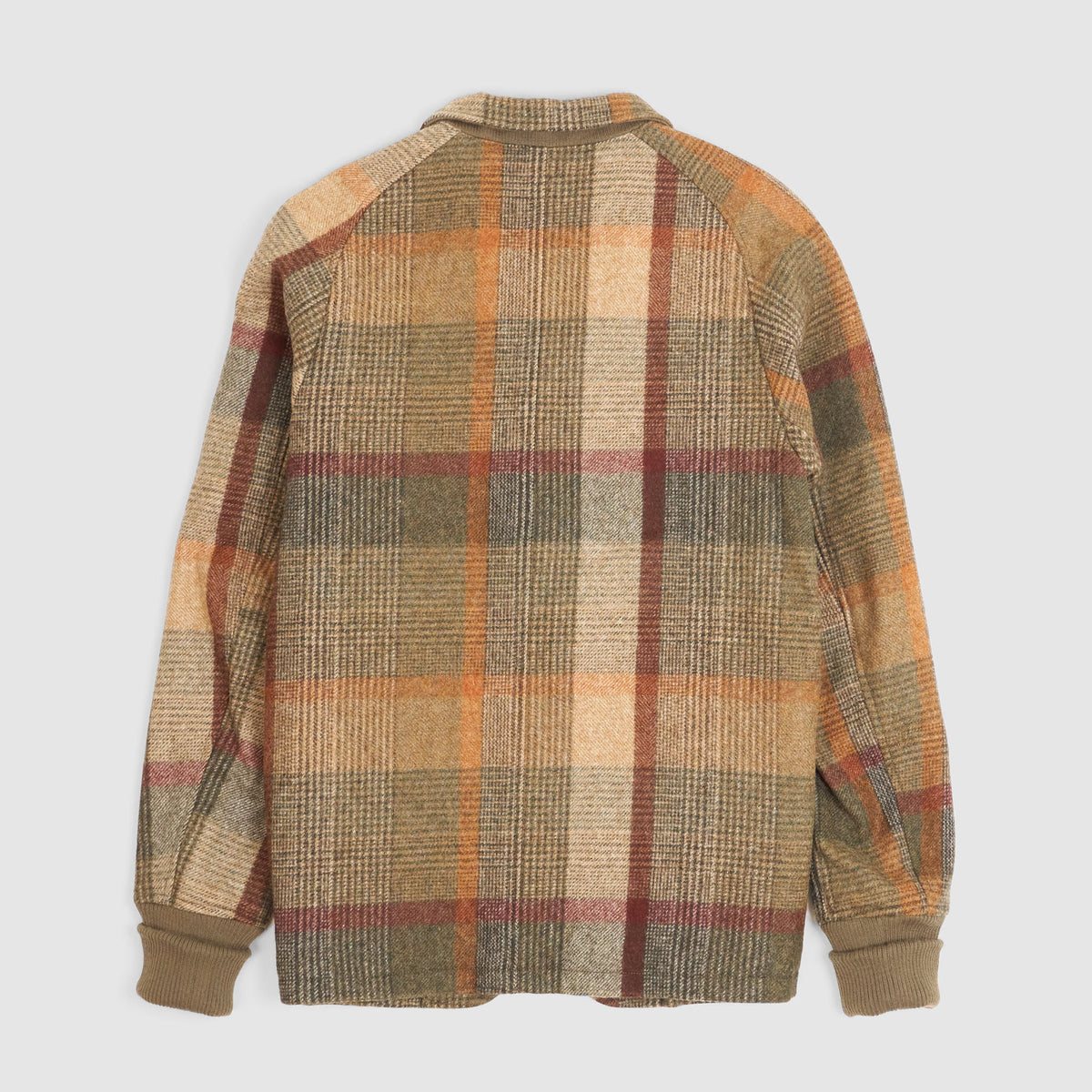 Ts(s) Lumberjack Plaid Jacket