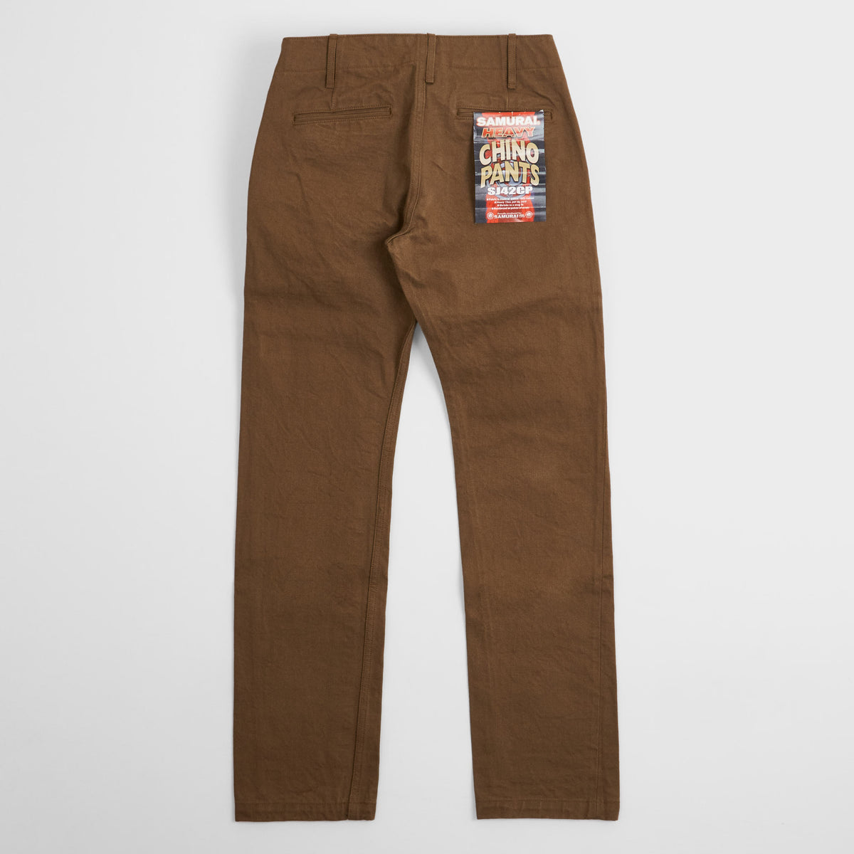 Samurai Jeans Heavy 15oz. Chino Trousers