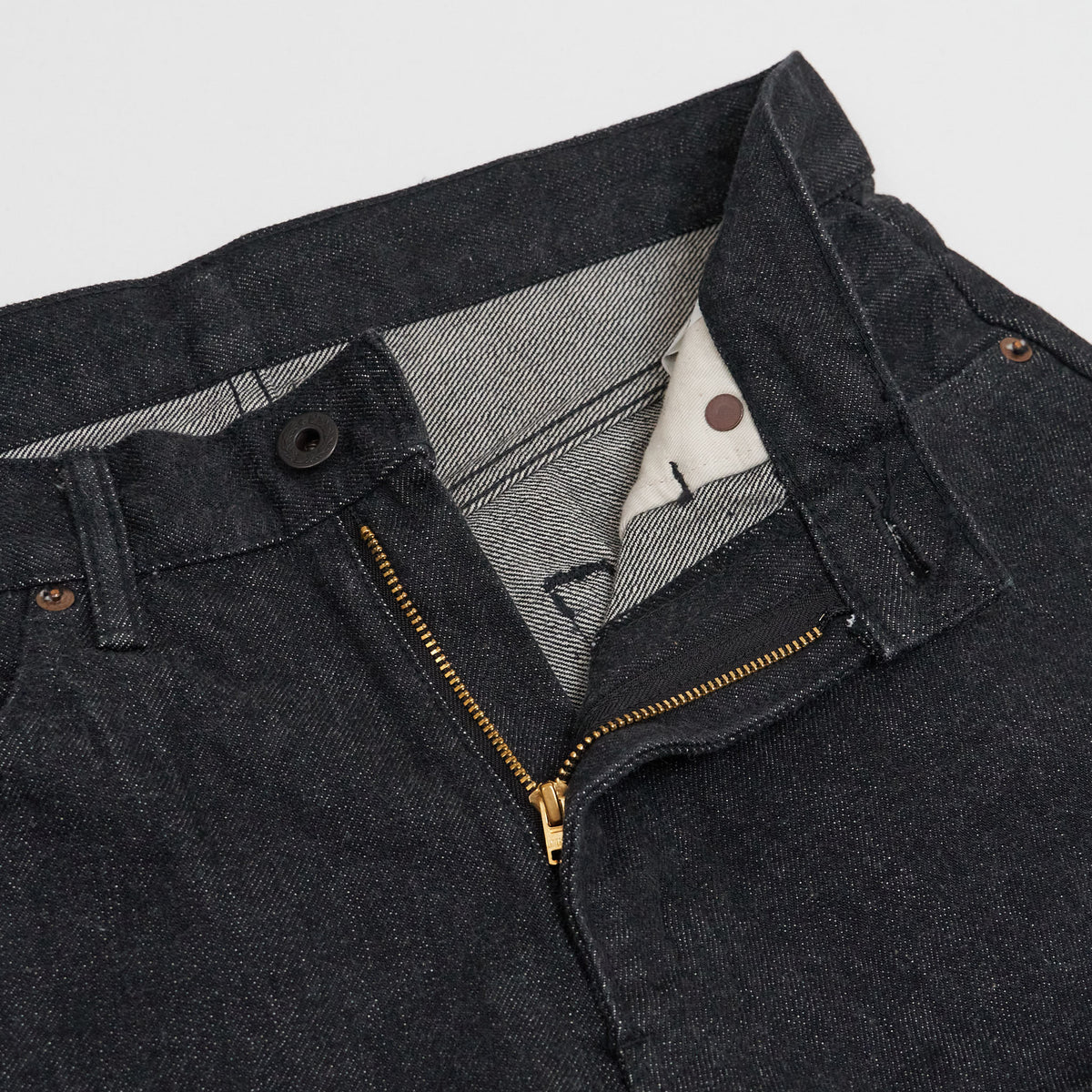 Black Sign Classic Black Denim