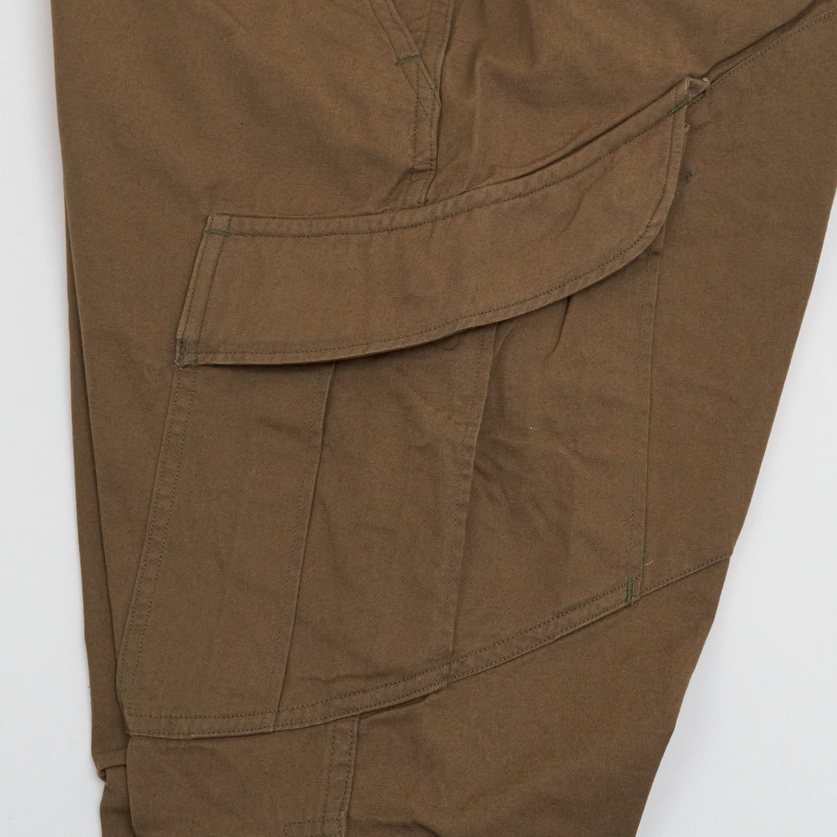 Stevenson Overall CO. Military Cargo Fatigue Pants
