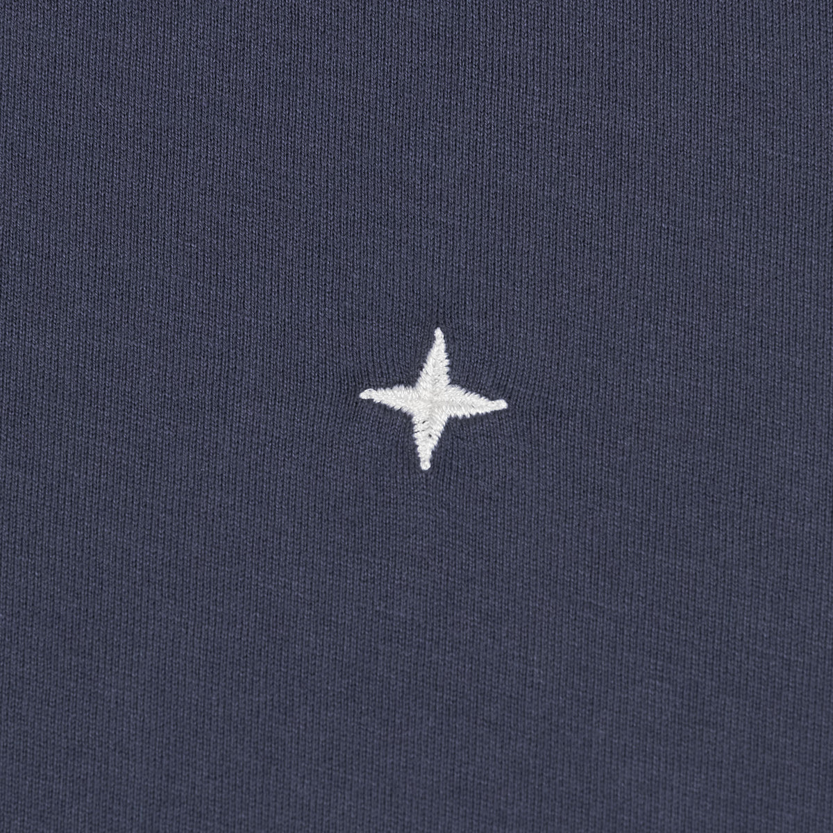 Stone Island Round Neck Basic T- Shirt
