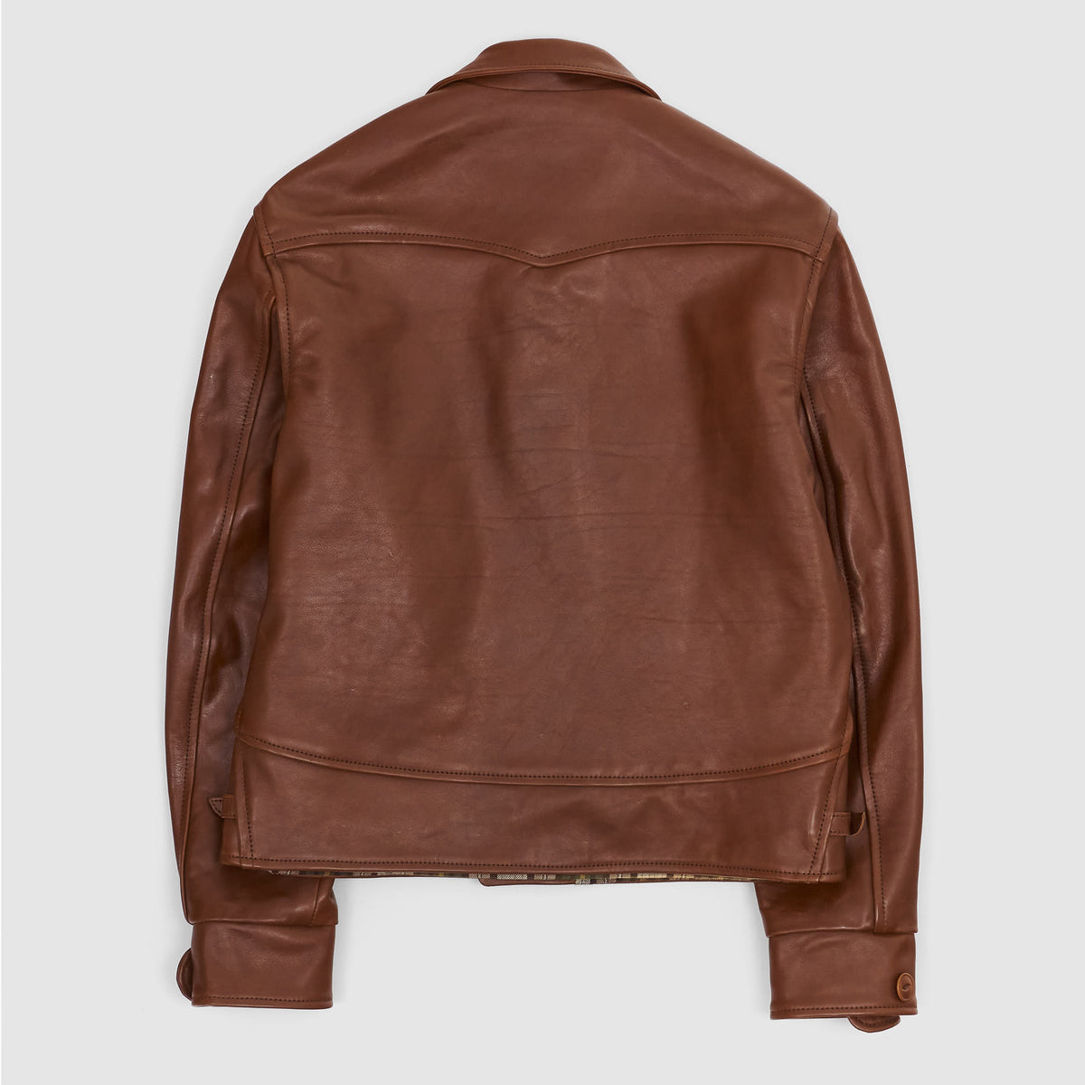 Aero Leathers Aeromarine Leather Jacket
