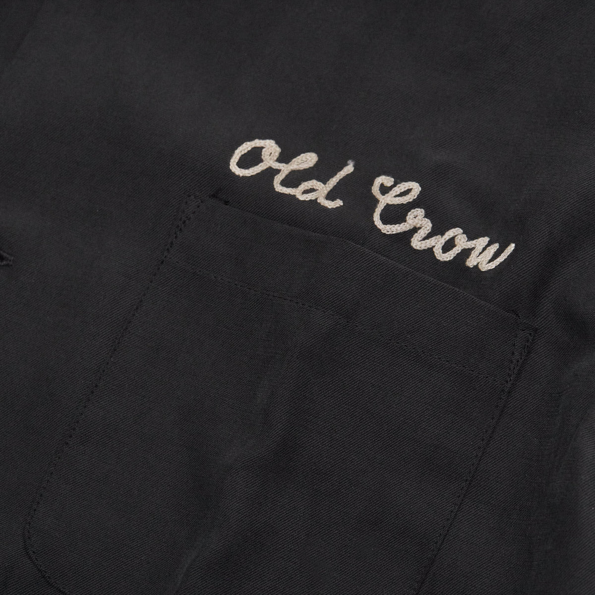 Old Crow Speed Shop by Glad Hand & Co. Hot Rod Garage Shirt