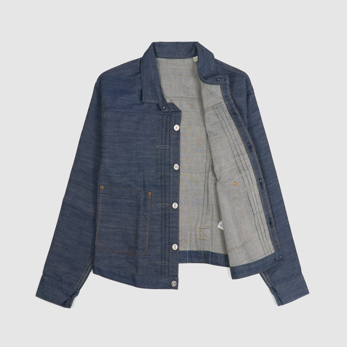 Levi's Vintage Clothing 1880 Triple Pleat Denim Jacket