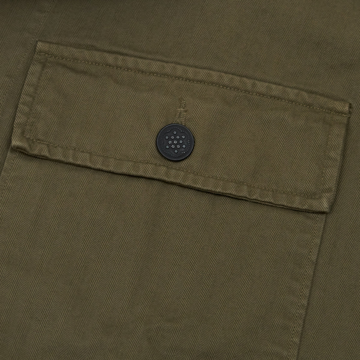 Double RL Army Overshirt