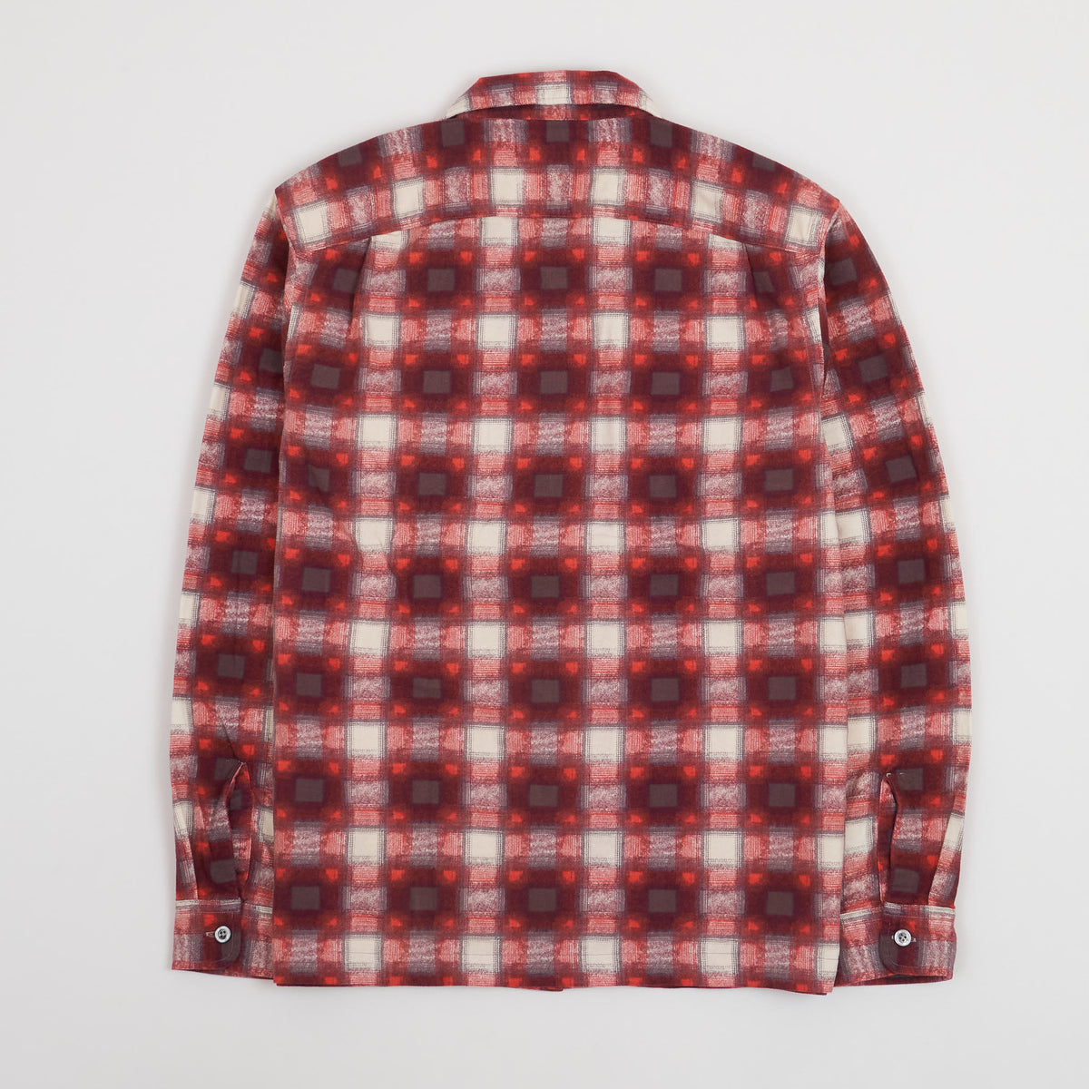 Double RL Plaid check Overshirt