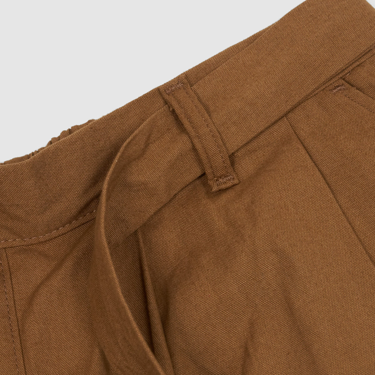 Naked & Famous Ladies Wide Canvas Pants