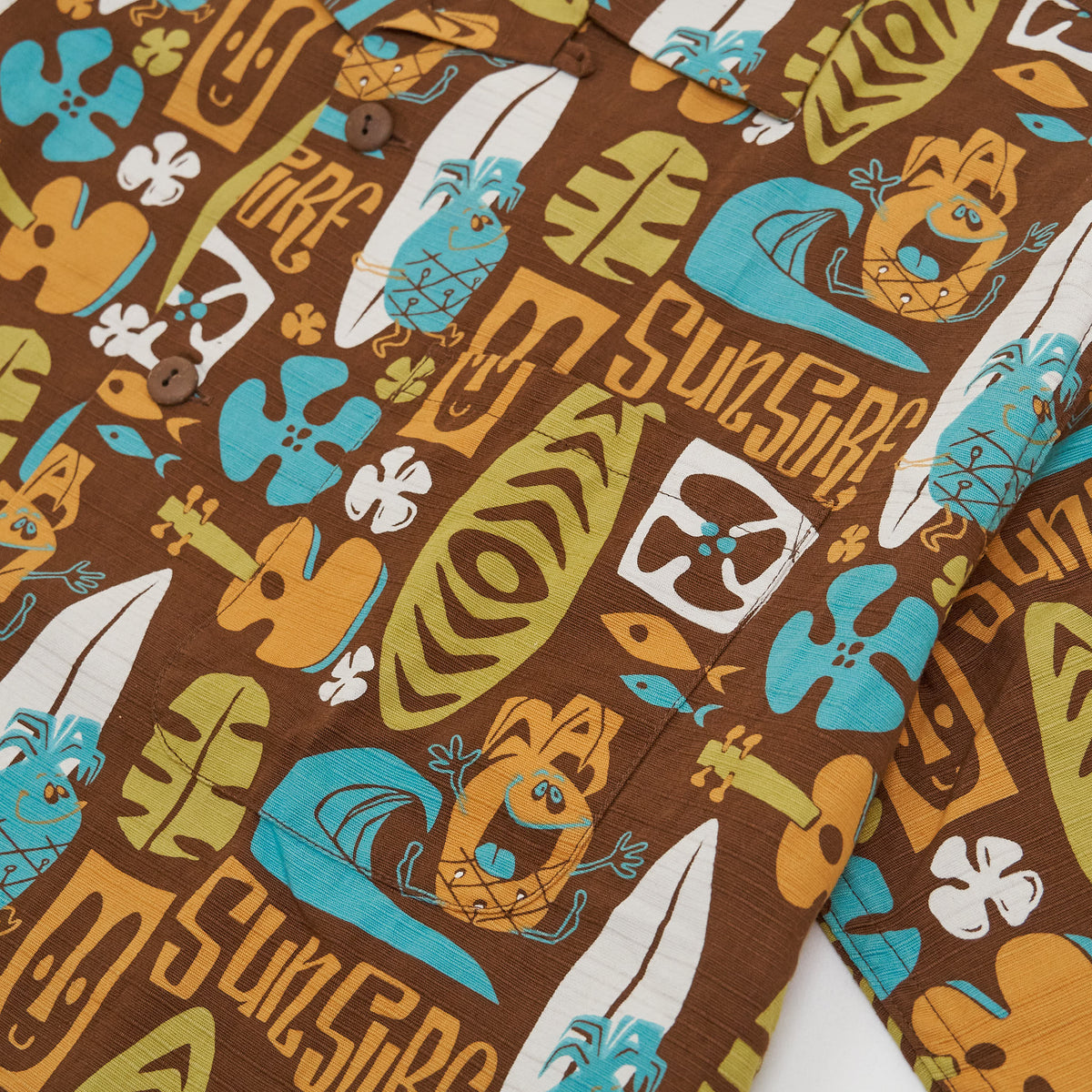 Sun Surf Hawaiian Shirts