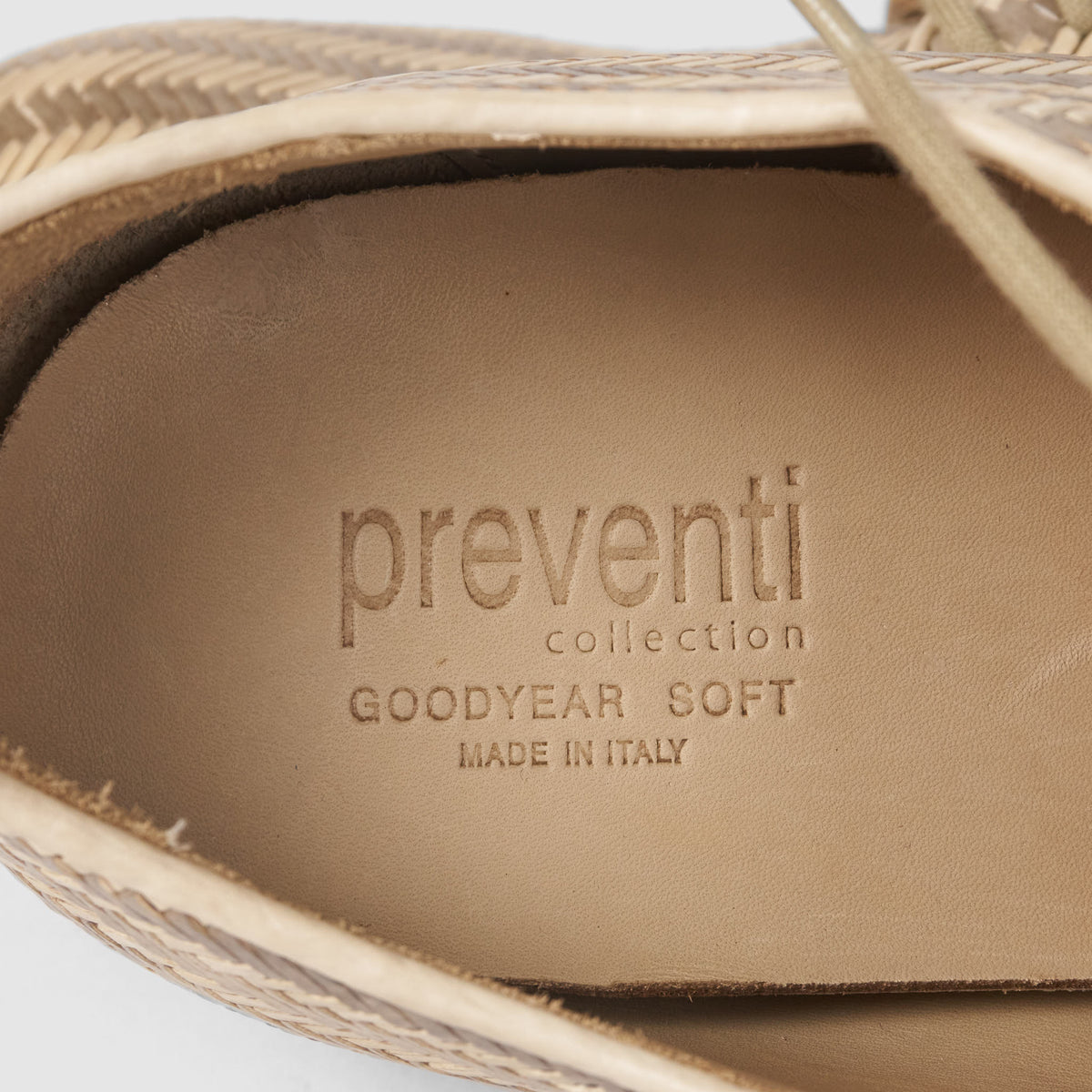 Preventi Smooth Braided Shoes