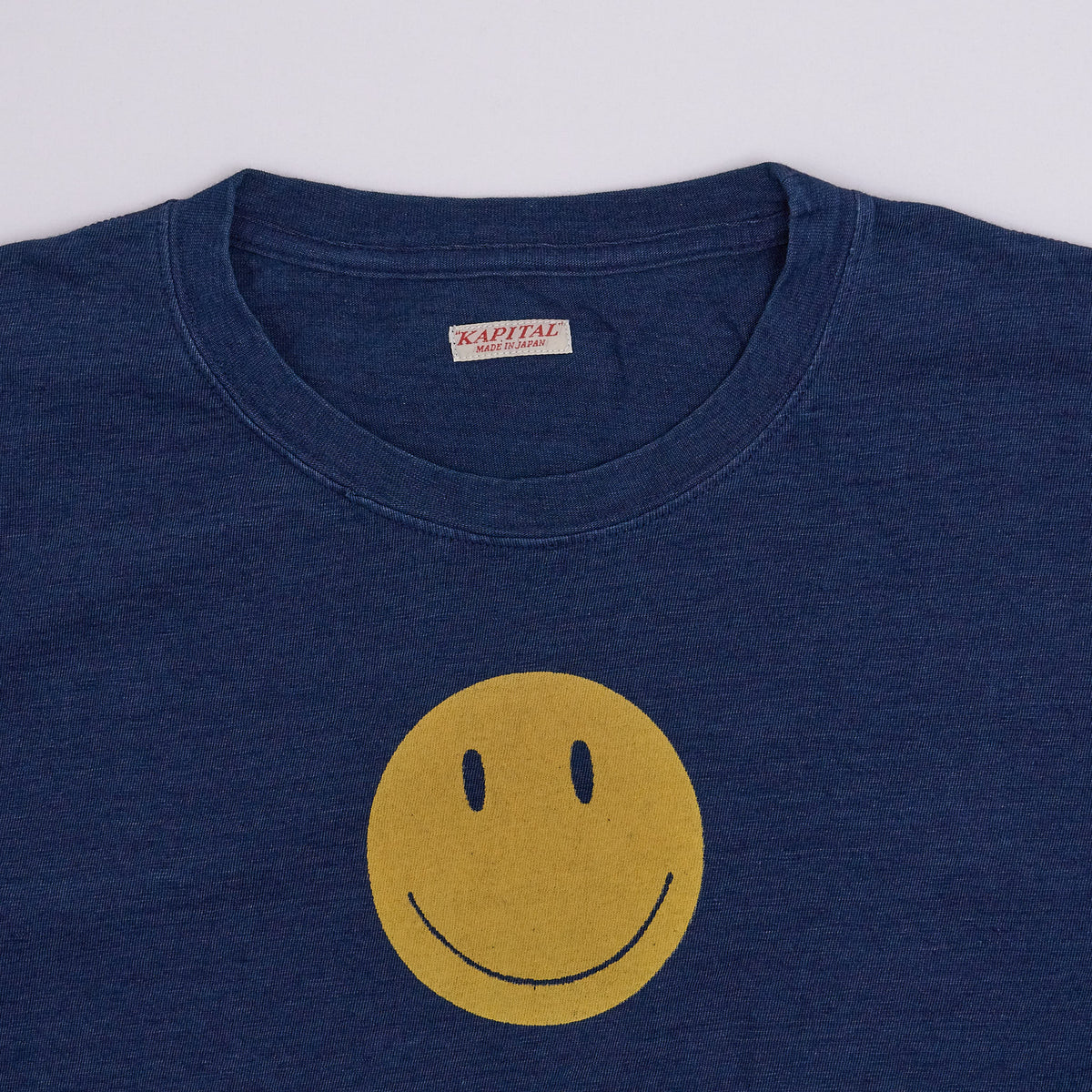 Kapital Smile Mountain T-Shirt