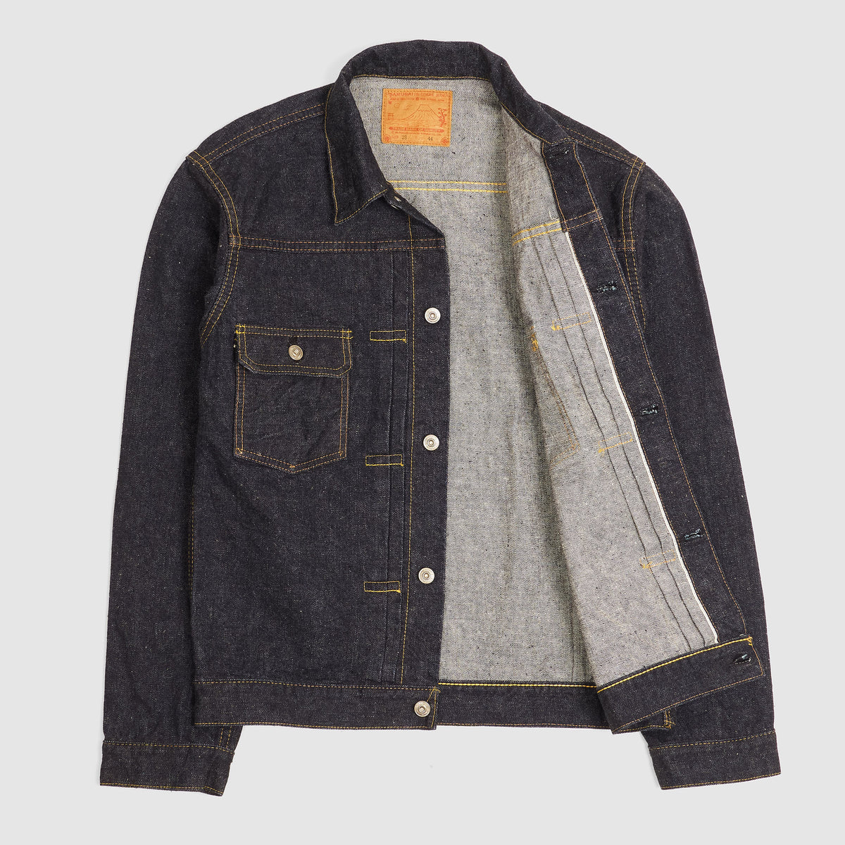 Samurai Jeans Denim Jacket Type 2