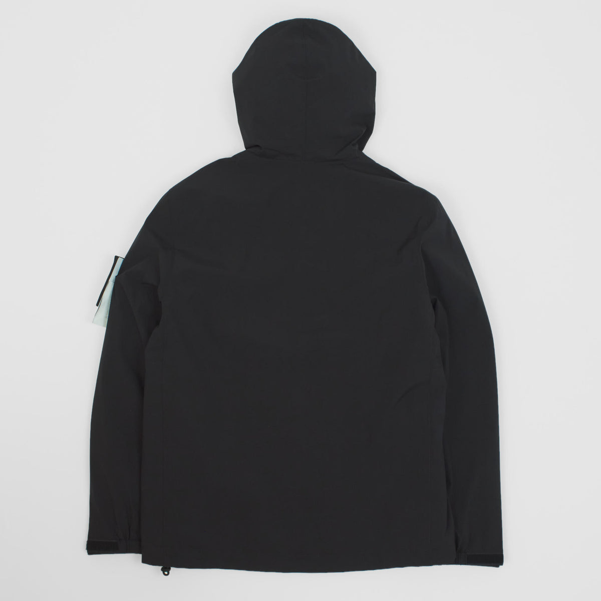 Stone Island Softshell Hooded Jacket Primaloft