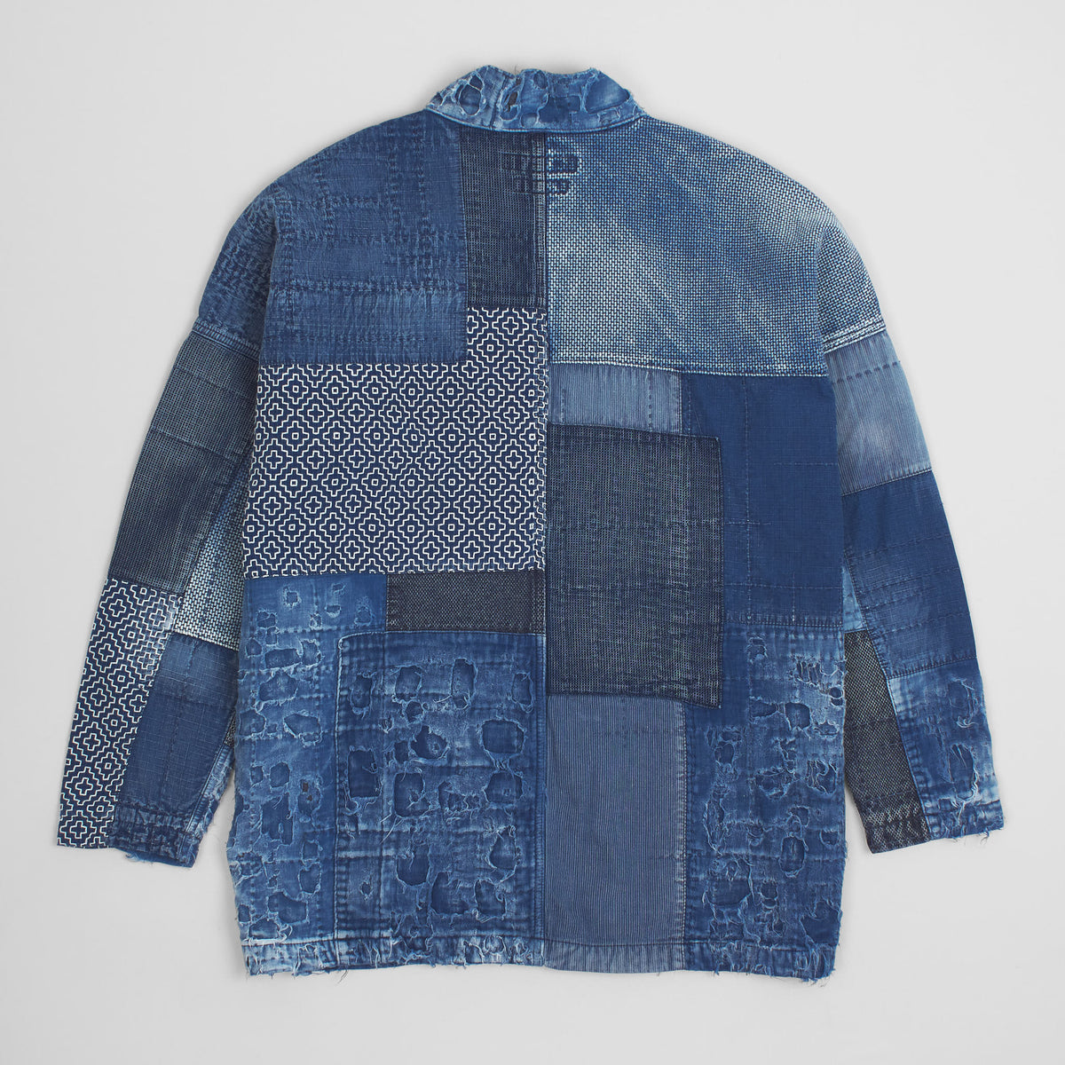 Fundamental Sashiko Haori