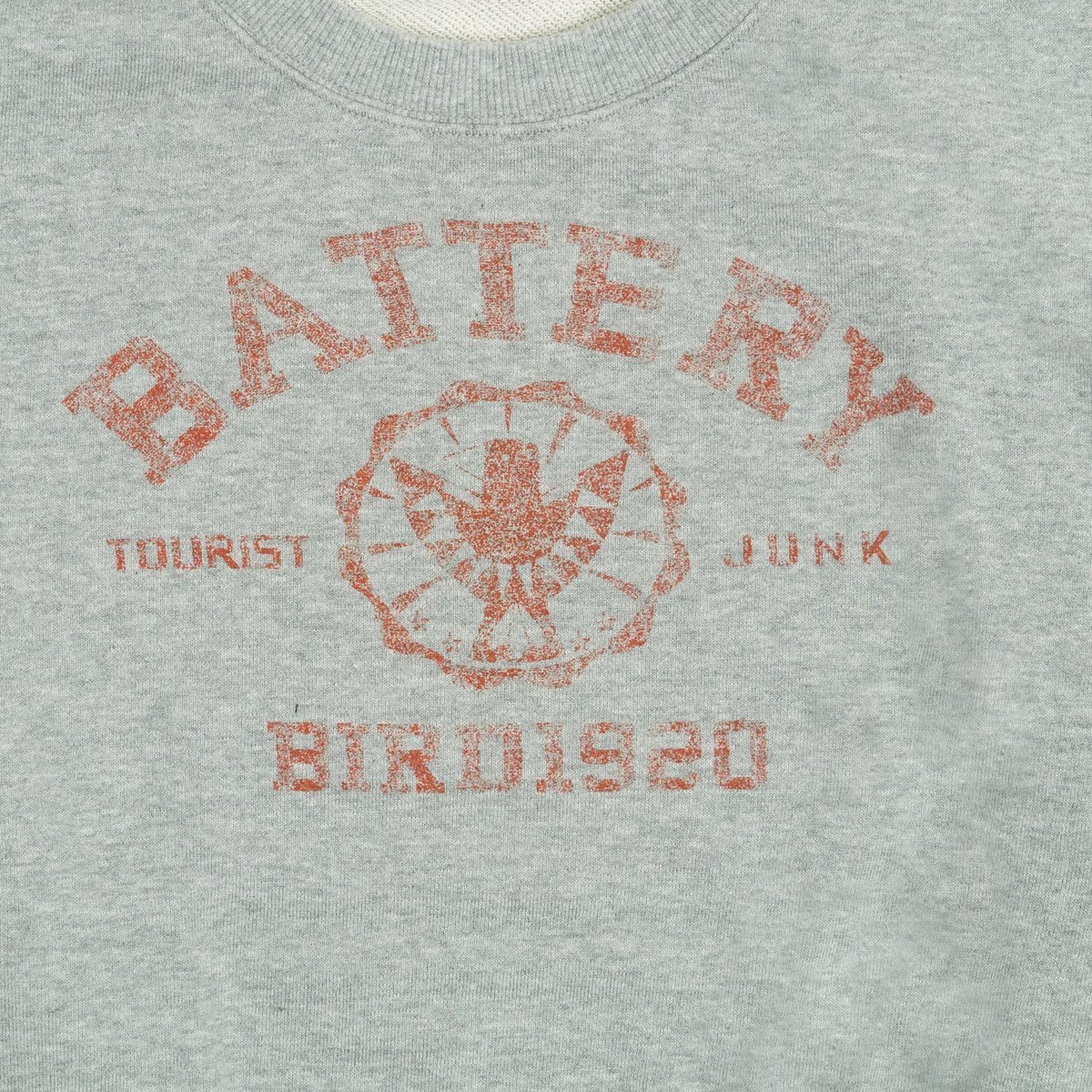 Kapital Kountry Battery Soft Sweatshirt