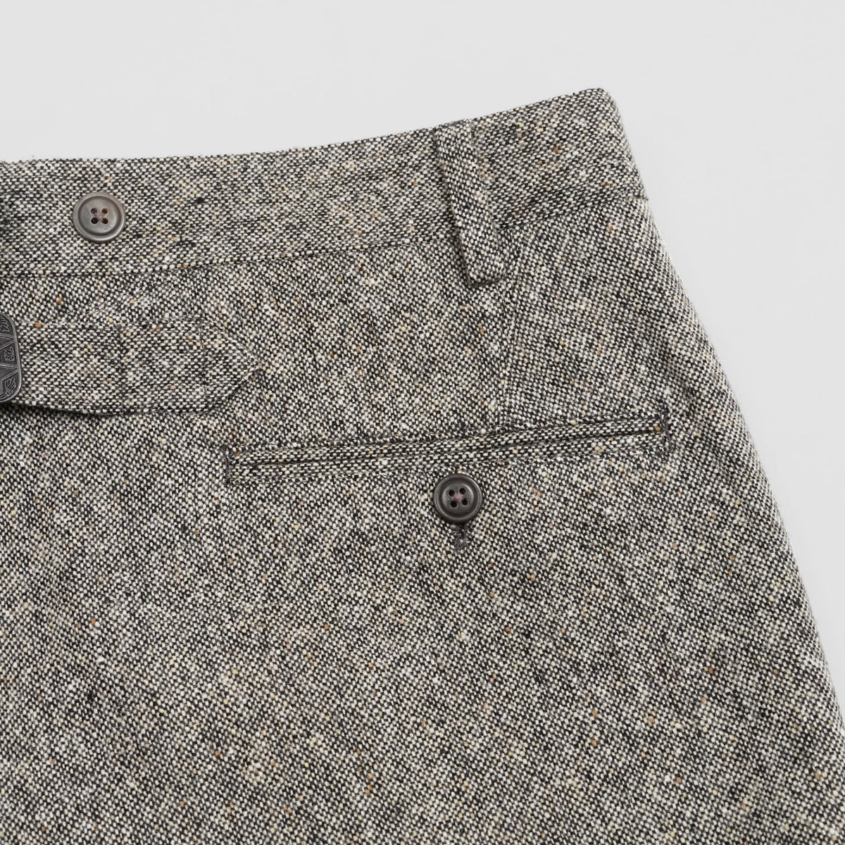 RRL Wool Donegal Bryant Trousers