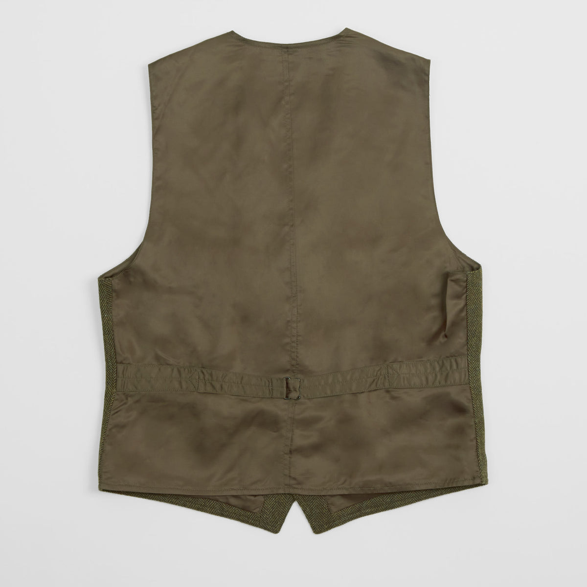 Double RL Laverstock Wool Dress Vest