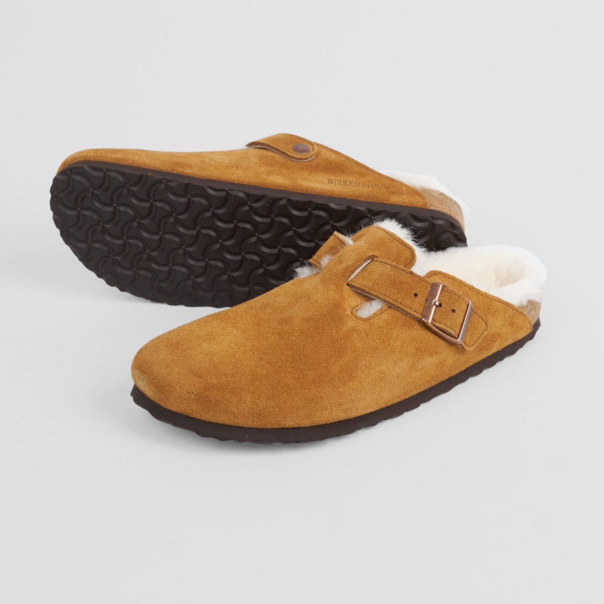 Birkenstock Boston Sheepskin