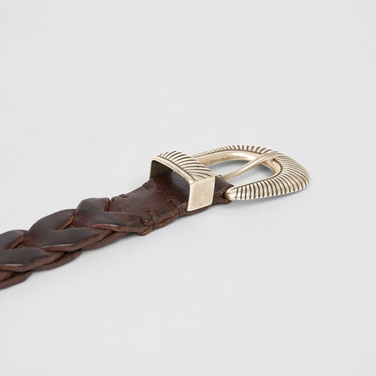 Golden Goose Leather Belt