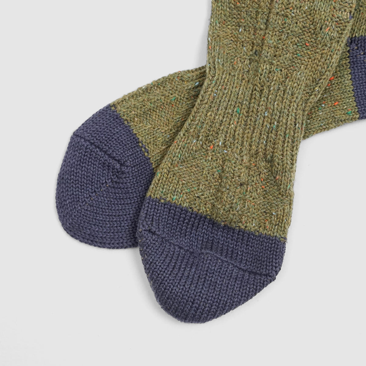 Anonymous Ism Eco Go Hemp Long Crew Socks