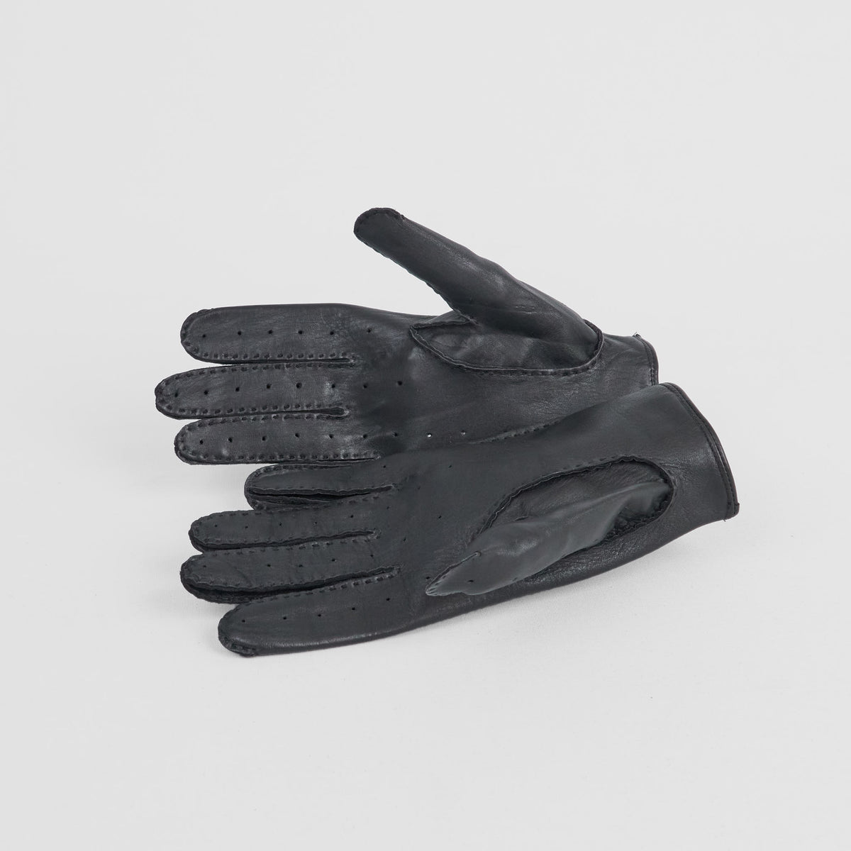 DeeCee style Unlined Deer Skin Driving Gloves