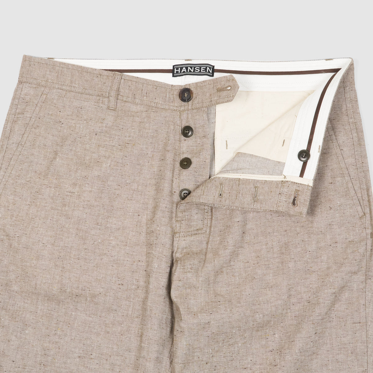 Hansen Light Linen Pant
