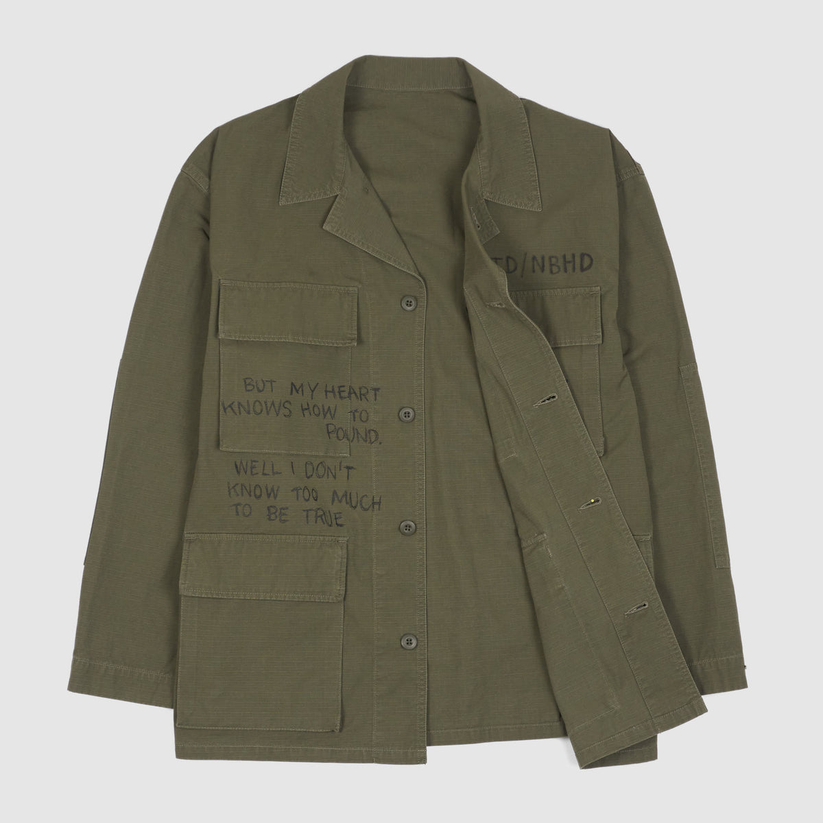 Neighborhood Field Jacket BDU Matt McCormick