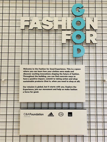 What is Fashion For Good