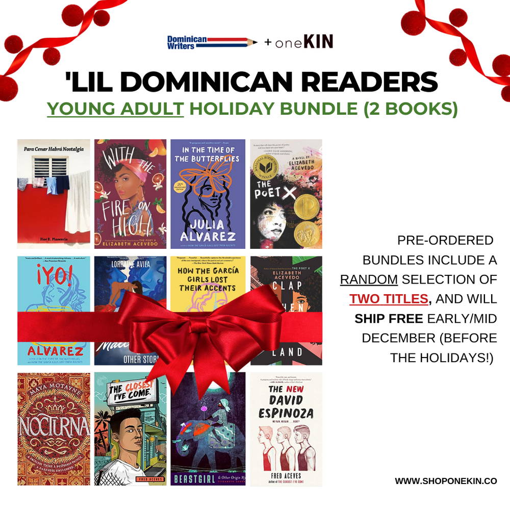 (PRE-ORDER) 'Lil Dominican Readers: Young Adult Holiday Bundle