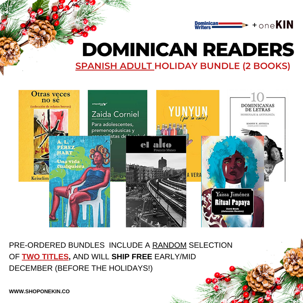 (PRE-ORDER) Dominican Readers: SPANISH Adult Holiday Bundle