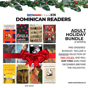 (PRE-ORDER) Dominican Readers: English Adult Holiday Bundle
