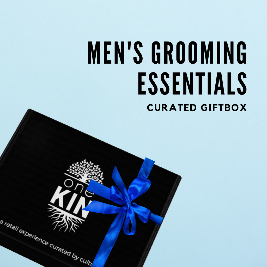Men's Grooming Essentials Giftbox