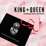 King + Queen Couples Spa GiftBox