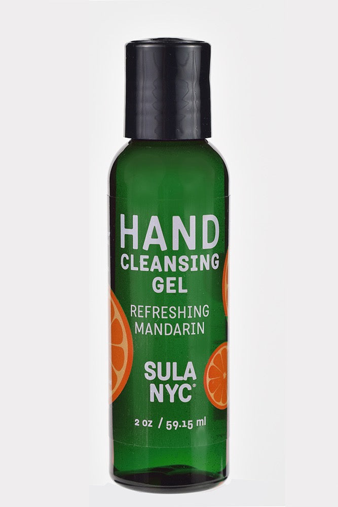 Hand Cleansing Gel - Refreshing Mandarine
