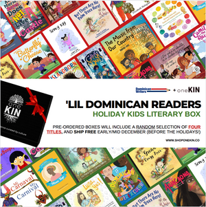 Load image into Gallery viewer, (PRE-ORDER) 'Lil Dominican Readers: Kid's Holiday Literary Box