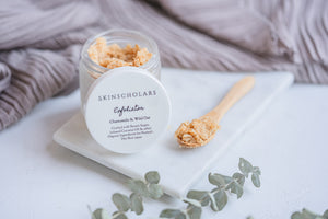 Load image into Gallery viewer, Exfoliator Facial Scrub - Chamomile  & Wild Oat