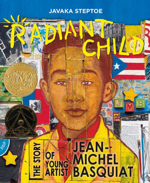 Load image into Gallery viewer, Radiant Child: The Story of Young Artist Jean-Michel Basquiat