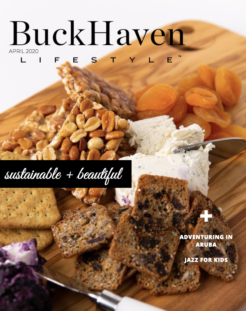 Buckhaven April 2020 cover w/ WREN