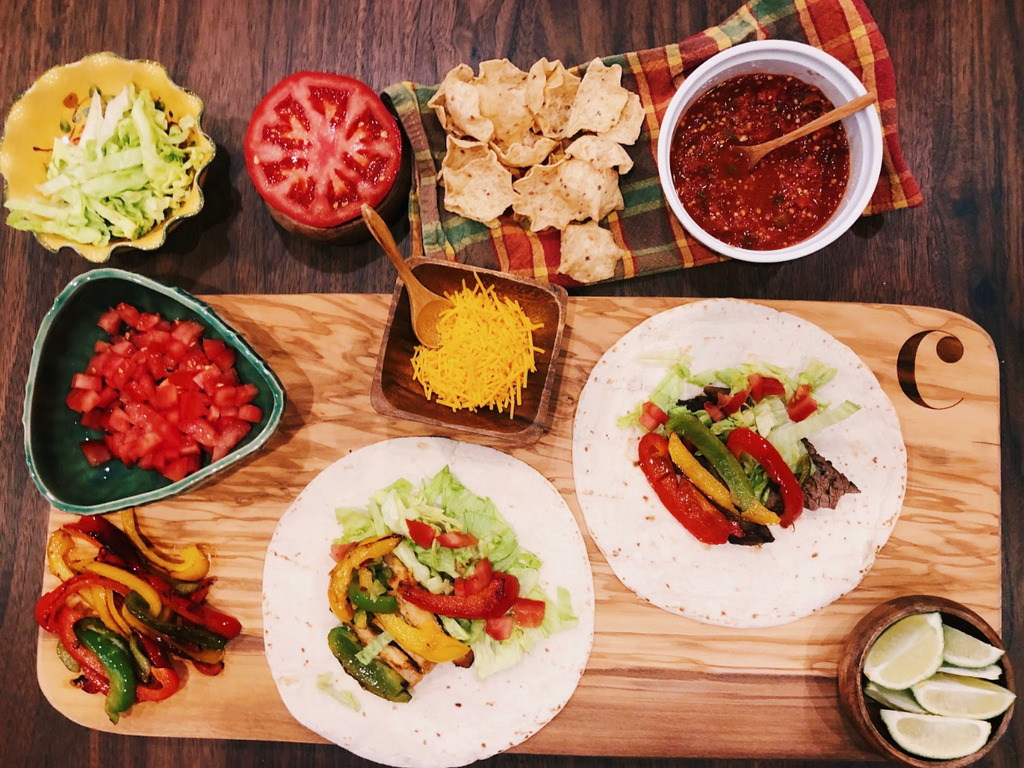 How to Make the Best Fajitas by @freshman.fifteeen