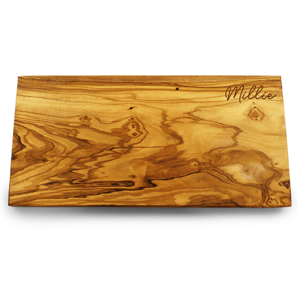 Theron Eco Friendly Olive Wood Cutting Board - WREN