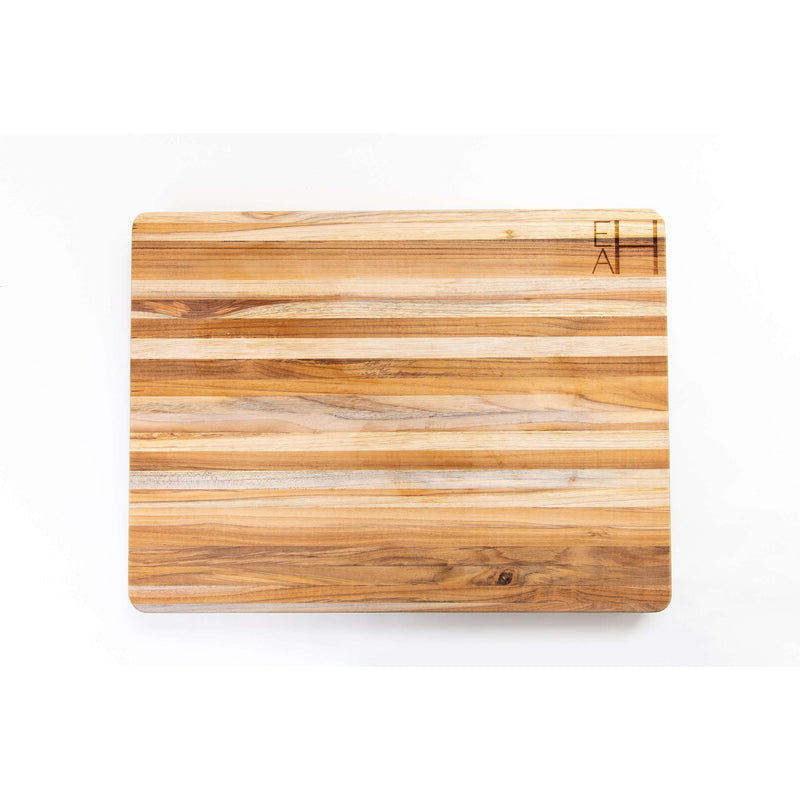 Egret Edge Grain Teak Board - WREN