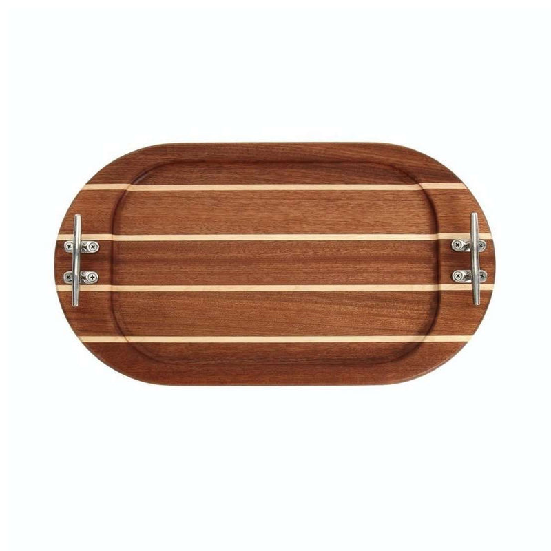 Medium Sapele Nautical Board - Limited Edition - WREN