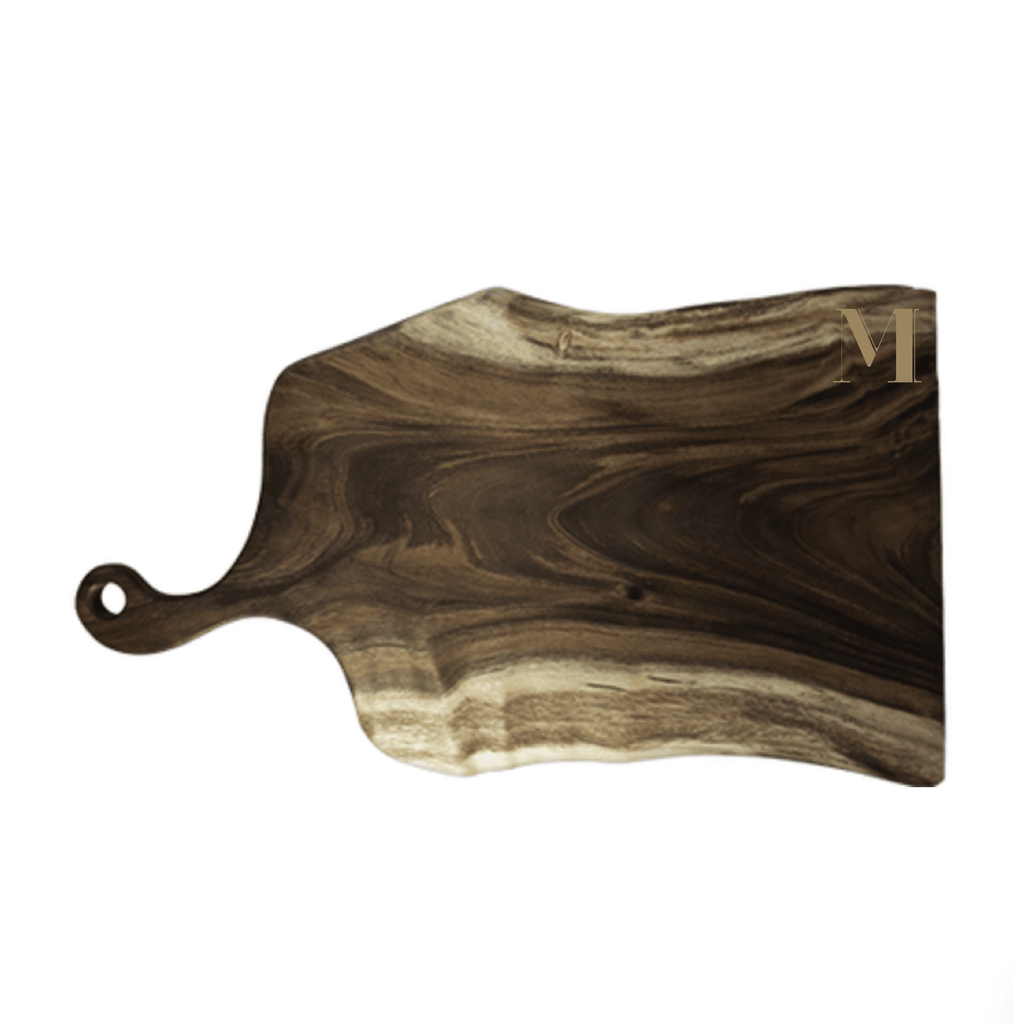 Tuckahoe East Asian Medium Walnut Cutting Board - WREN