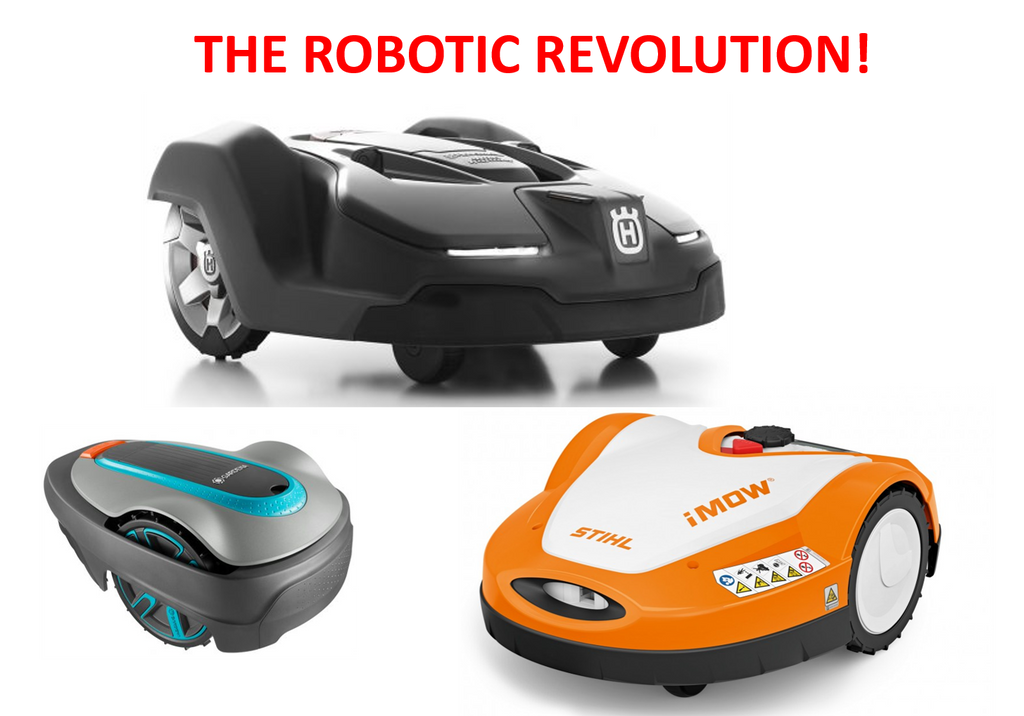 The Robotic Revolution