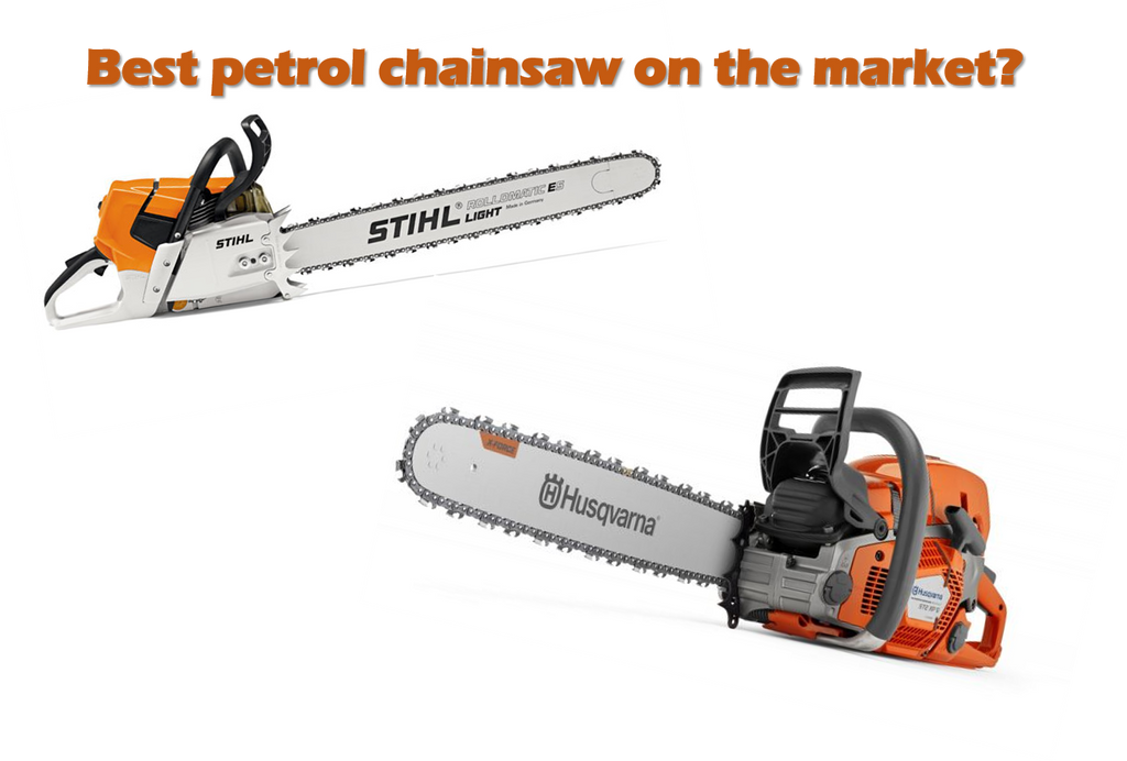 Best Petrol Chainsaws On The Market