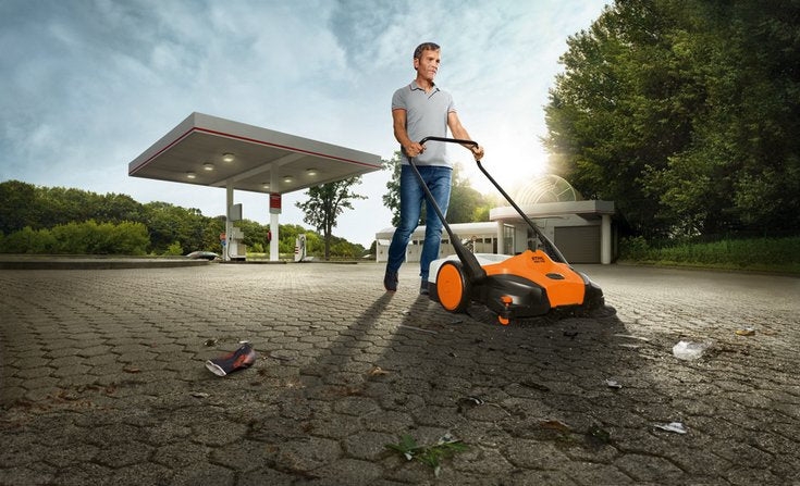 Stihl KGA 770 Battery MultiClean Sweeping System
