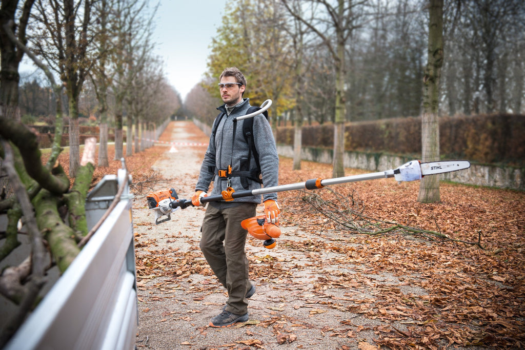Stihl HT 133 Telescopic Pole Pruner