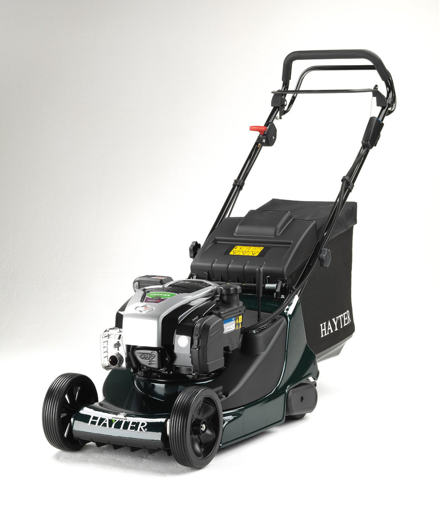 Hayter Harrier 41 cm Walk Behind Mower - With AutoDrive, Variable Speed and Electric Start