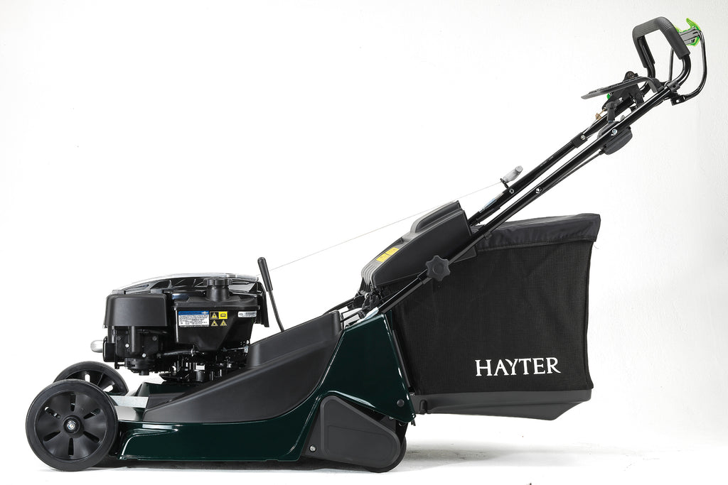 Hayter Harrier 56 cm Walk Behind Mower - With AutoDrive, Variable Speed and Blade Brake Clutch